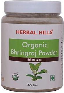 Herbal Hills Organic Bhringraj Powder - 200gms