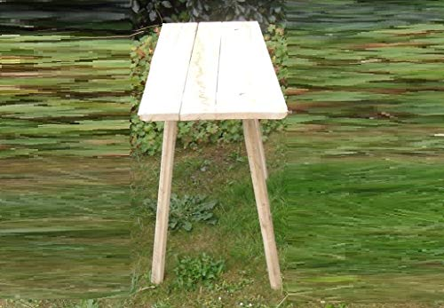 Mittelalterlicher Steck- Tisch, Kanten gerade, Flächen aus Eichenholz 25-30 mm mit 8-kantigen Beinen, je 115 cm lang für Larp, Reenactor, Tavernenbestuhlung