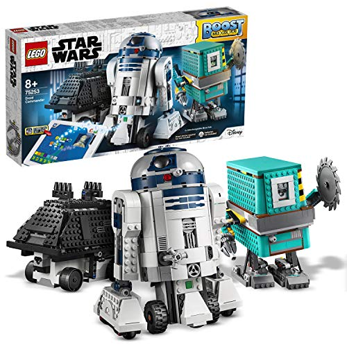 LEGO 75253 Star Wars Boost Droide, 3...