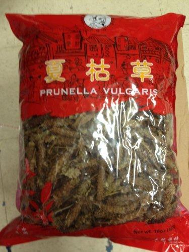 Dried Xia Ku Cao (Prunnela Vulgaris) Dried Chinese Herbs 16 Oz