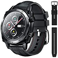 Cubot C3 Smart Watch with Heart Rate Monito (Black)