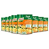 Knorr Pasta Sides Creamy Chicken Pasta (4.2oz) is a pasta side dish that enhances meals with amazing flavor Creamy Chicken Pasta Sides expertly combines tender fettuccine with a carrot garnish with the creamy goodness of a chicken-flavored sauce Knor...