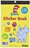 Eureka Dr. Seuss Sticker Books