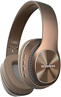 Wireless Headset Bluetooth 4.1 Stereo OverEar Foldable Headphones Built-in Mic