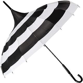 Black and White Batman Penguin Umbrella DC Villain Batman Accessory