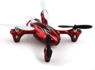 Hubsan X4 H107C HD 2MP Camera 2.4G 4CH 6 Axis Gyro RC Quadcopter Red/White