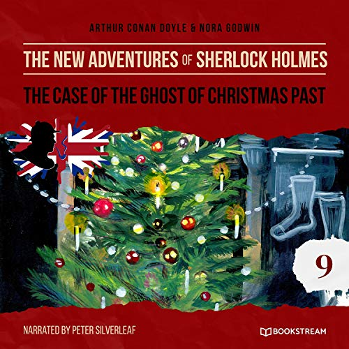 The Case of the Ghost of Christmas Past cover art