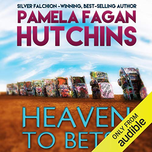 Heaven to Betsy (What Doesn't Kill You, #5)     An Emily Romantic Mystery              By:                                                                                                                                 Pamela Fagan Hutchins                               Narrated by:                                                                                                                                 Tracy Hundley                      Length: 9 hrs and 51 mins     116 ratings     Overall 3.8