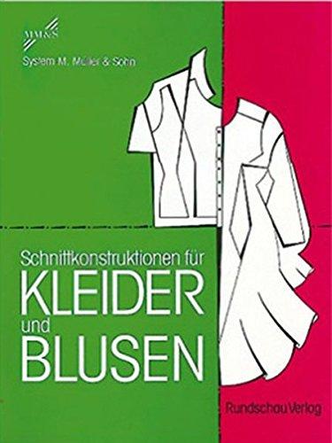 Schnittkonstruktionen für Kleider und Blusen