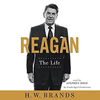 Reagan cover art