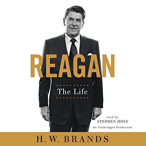 Reagan audiobook cover art