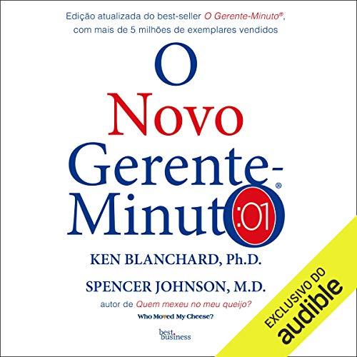 O novo gerente-minuto [The New Minute Manager] cover art