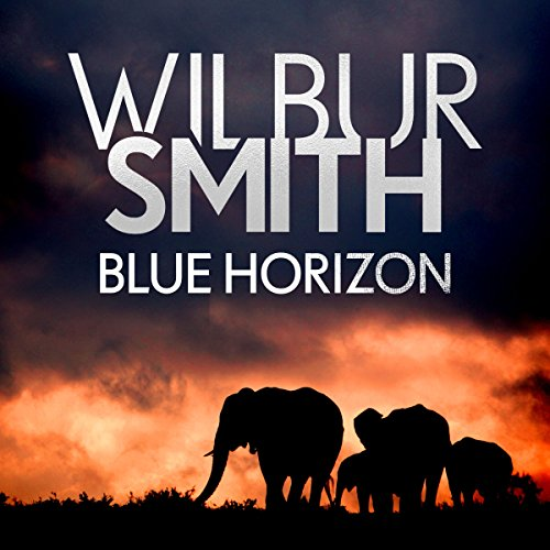 Blue Horizon audiobook cover art