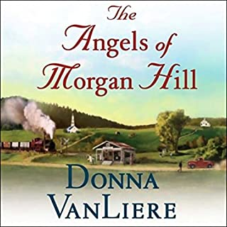 The Angels of Morgan Hill audiobook cover art