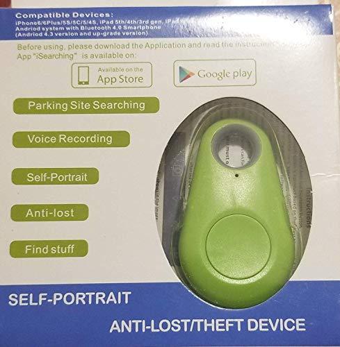 Anniup - Rastreador GPS para mascotas, rastreador inteligente mini GPS, rastreador de Bluetooth impermeable para mascotas, perros, gatos, llaves, cartera, bolsa para rastreadores de niños