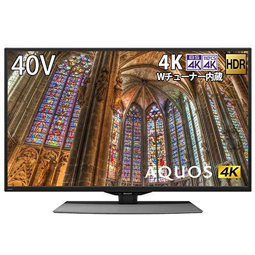 シャープ『AQUOS4K液晶テレビ4T-C40BJ1』