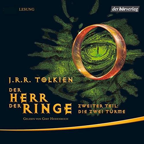 Die zwei Türme Audiobook By J.R.R. Tolkien cover art