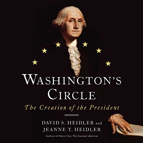 Washington's Circle audiobook cover art
