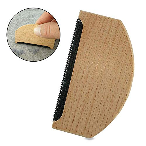Kamm Pullover Rasierer, Entfernen Wolle Holz Entfernen Wolle Haarschneider Haar Ball Trimmer Für Kaschmirpullover Aus Holz Kleidung Ball Remover