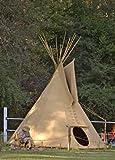 ZELTE MAX Wigwam Indianer Zelt