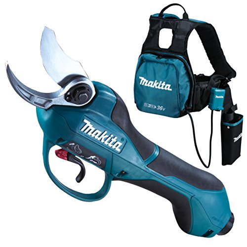 Makita DUP361PT2 power pole saw 3,9 kg - Power Pole Saws (18 V, Batería, Negro, Azul, 3,9 kg)