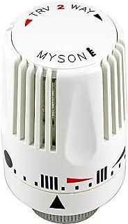 Myson 2TRV HEAD - Válvula de reemplazo para radiador termostético (2 vías trv)