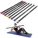 Sport-Thieme Gewichtsstange für Aerobic, Fitness, Therapie | 1-8 kg Weighted Bars, Hantelstange mit...