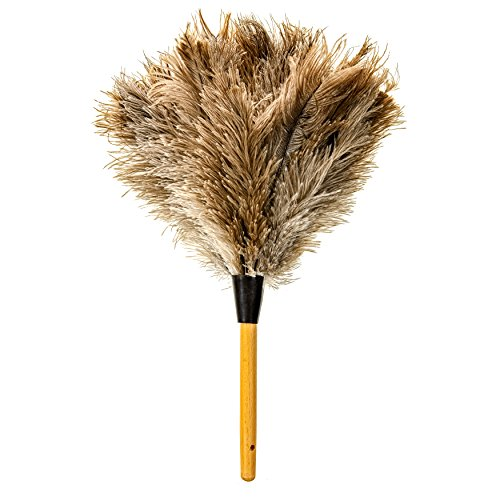 MG Royal Ostrich Feather Duster (Mini (14