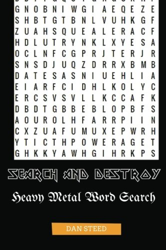 Search and Destroy Word Search: ...