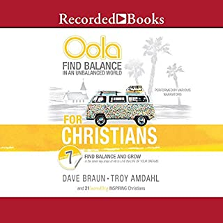 Oola for Christians audiobook cover art