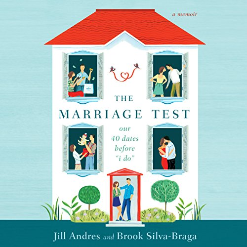 The Marriage Test audiobook cover art