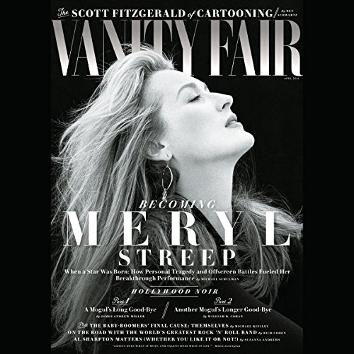 Vanity Fair: April 2016 Issue cover art