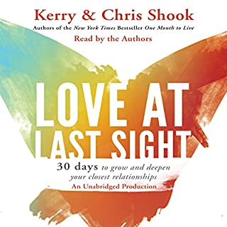 Love at Last Sight cover art