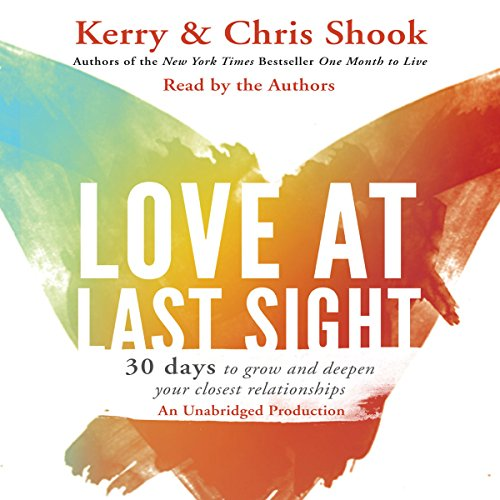 Love at Last Sight audiobook cover art