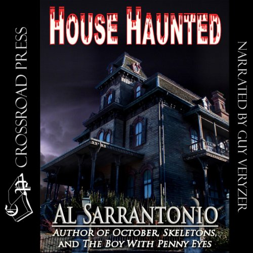 House Haunted audiobook cover art