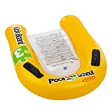 Intex - Jeu de Plein Air - Planche Pool School - 79 x 76 cm , Jaune