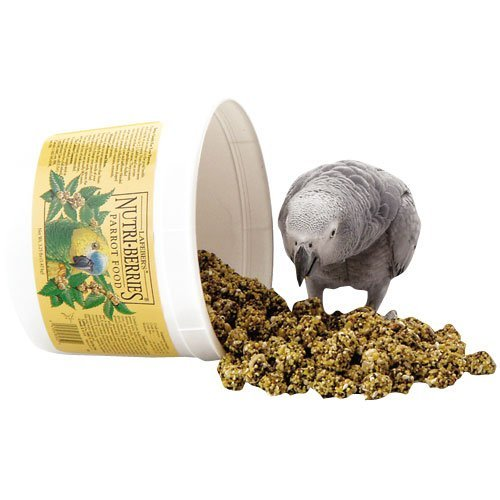 Nutri-berries for Cockatoos & Macaws - 20 Lb. - Box by Lafeber Company