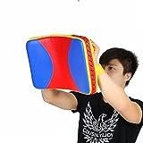 Fockety Almohadilla de Boxeo, Almohadillas de Boxeo portátiles Resistentes al Desgaste, Resistentes al desgarro, para Kick Boxing Muay Thai Training Karate