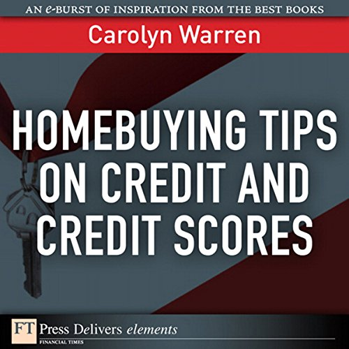 Homebuying Tips on Credit and Credit Scores audiobook cover art