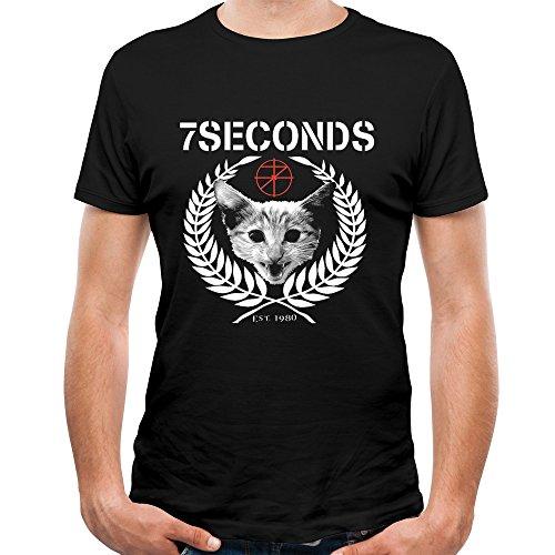 Roy hombres de 7segundos soulforce revolución Rock Band distrito Tee Shirt