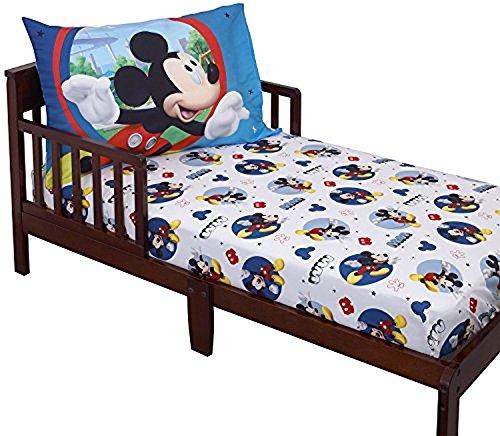 Disney Mickey Mouse Toddler Sheet Set