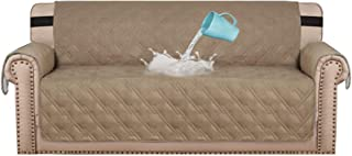 """Best H.VERSAILTEX 100% Waterproof Sofa Protector Cover Couch Covers for Dogs / Pets 