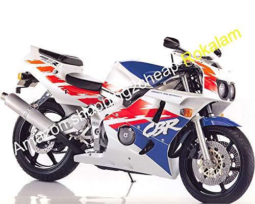 Carénage CBR400RR NC29 90 91 92 93 94 95 96 97 98 CBR400 RR Kit De Carénages NC29 1990-1998 Rouge Bleu Blanc