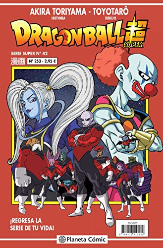 Dragon Ball Serie Roja nº 253 (Manga Shonen)