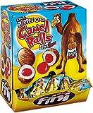 Fini Chicle Bubble Gum Camel Balls Líquido Sour Extra Lleno Caja 200.