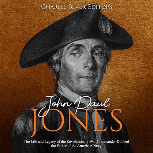 Couverture de John Paul Jones
