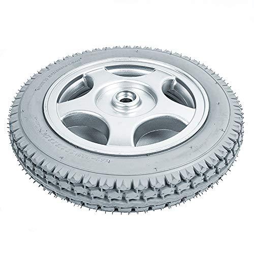 Rollstuhl Reifen Hinterradlenker, Elektrischer Antrieb Rollstuhl Rollstuhl Reifen 12 Zoll / 32 Cm Antriebsräder Mit Gummi Anti-Rutsch-Reifen Walker Zubehör 1 Stck