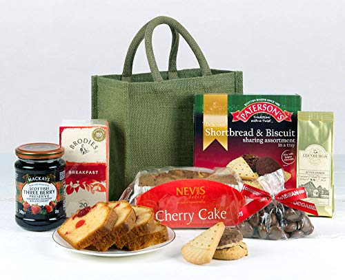 Scottish Gift Hamper - A Wee Scottish Gift Bag - Scottish Hampers
