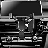 BeHave Car Phone Holder fit for BMW X5,X6,Air Vent Phone Mount fit for X5 2015-2018,X6 2015 2020,Custom fit Phone Holder Compatible for All Phones