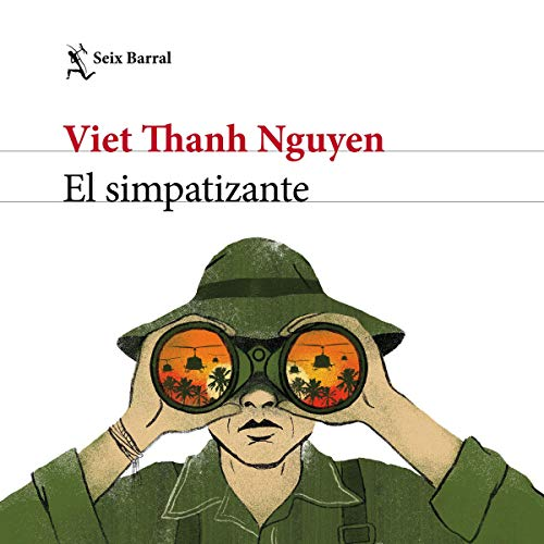 El simpatizante audiobook cover art